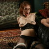 Mistress Elizabeth Reads A Book And Tortures Her Poor Slave ...