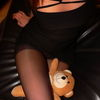 Sexy Brittany Seated Her Butt On Her Teddy Bear Face