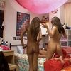 Sexy Young College Cuties Share Frat Boy In Homemade Porn Vi...