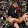 Emily Parker Biker Babe Gets Her Snatch Wrenched