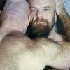 Gay - Hairy Leather Matures Sucking