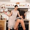 Alyssia Loop Schoolgirl Is Spanked In The Kitchen By Lezdom Aneta