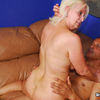 Big Boobie Granny Vikki Vaughn Loves Rough Big Cock Sex