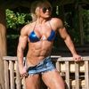 Muscular Babes Play For Us