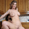 Seductive Lady Kayla Quinn Fulfills Her Fantasy
