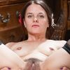 Hairy Amateur Girl Jackie Paige Has Been A Bad Girl