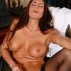 Mature Secretary Strips Off Her Business Clothes And Masturb...