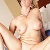 Busty Mature Housewife On Heels Fucks Milf Pussy With A Dild...