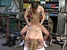 Well Hung Studs Have Fiery Assfuck In Warehouse