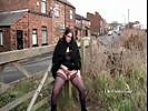 Voyeur - Bbw Flasher Emma Public Nudity